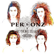 PERSONZ、代表作『NO MORE TEARS』をアナログ盤化!