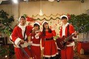 7!!、メンバー4人でローソン沖縄のクリスマスケーキCMに出演!