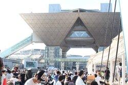 画像:コミケ有料化へ 東京五輪によるビッグサイト利用制限で経費増
