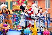 【ディズニー】ゴージャスで本格的なクリスマスが来た!初開催ショー「イッツ・クリスマスタイム!」