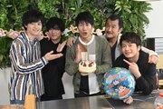 戸次重幸&シノさんWバースデー! 田中圭らがお祝い「おっさんずラブ」