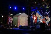 BURNOUT SYNDROMES、母校である同志社大学学園祭で熱いパフォーマンスを披露