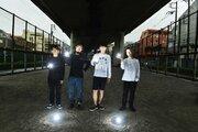 バンアパ、荒井岳史、sans visageが3枚同時アルバムリリースを発表