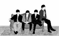 画像:flumpool、ニューシングル「とうとい」詳細解禁