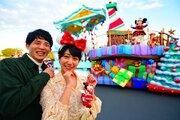 【ディズニー】ホリデー到来を実感!クリスマス限定パレード見どころガイド