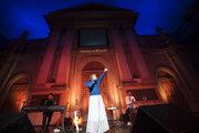 大原櫻子、フリーライブでアカペラ歌唱を披露
