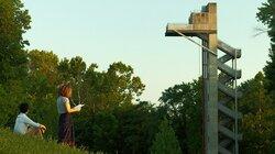 画像:対照的な2人の男女とモダニズム建築映し出す『コロンバス』公開