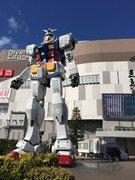お台場の実物大ガンダム、来春に展示終了 「ガンダムフロント東京」もクローズ