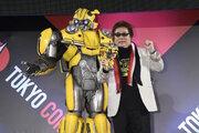 レジェンド声優・玄田哲章『バンブルビー』参加決定にコミコン熱狂!ヘイリーの特別映像も到着