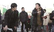 中村倫也「エキストラさんが裏主役」渋谷&レインボーブリッジが…『サイレント・トーキョー』CGメイキング映像