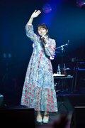 中島 愛、思い出深い日本青年館ホールでレコ発ライブを開催