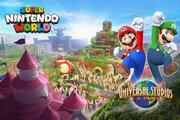 USJに世界初の任天堂テーマエリア『SUPER NINTENDO WORLD』が誕生 2020年の東京五輪開催前にオープン