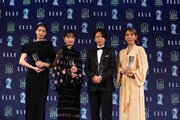 エル シネマアワード2019授賞式、中村倫也「財産になるような一年だった」