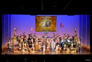 劇団四季「ライオンキング」日本上演20周年! 9回のカーテンコールも