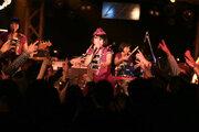 キノコホテル、マリアンヌ東雲性誕祭でじゃがたら、筋少、安室奈美恵など幅広いカバー曲を披露!
