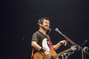竹原ピストル、ツアーファイナルで来春にニューアルバムリリースを発表