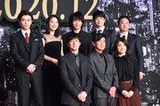 西島秀俊「もうメロメロです!」中村倫也&勝地涼との共演に笑み『サイレント・トーキョー』製作発表会見