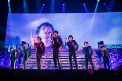 画像:【超特急 ライヴレポート】『BULLET TRAIN ARENA TOUR 2017-2018 the end for beginning』2017年12月25日 at 幕張メッセイベントホール