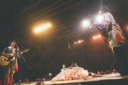 さくらしめじ、1年ぶりとなる有観客ライブで中野サンプラザ公演を発表