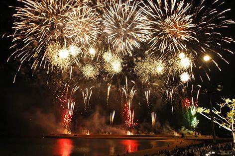 第37回海洋博公園花火大会