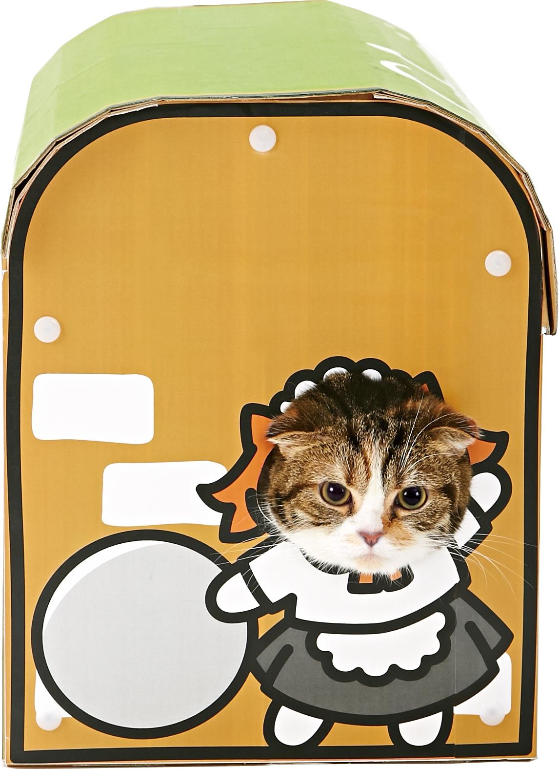 『ねこあつめ』の猫用おもちゃシリーズ