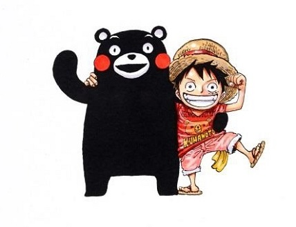 『ONE PIECE』熊本復興プロジェクト