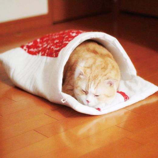 猫用のお布団2