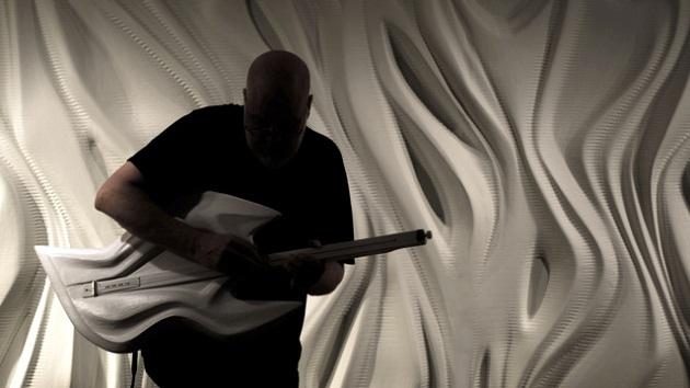MONAD Studioのデザイン(ギター)