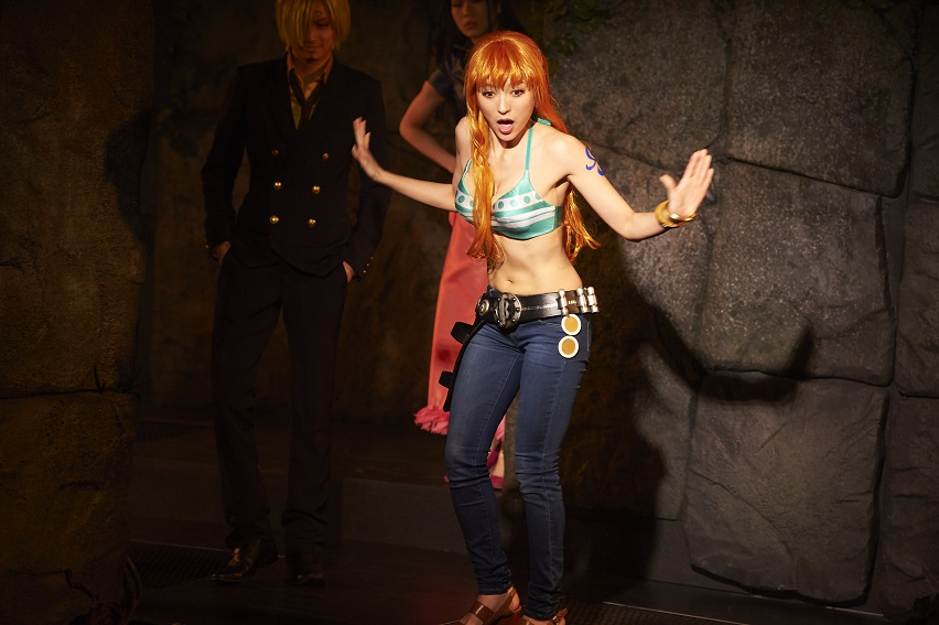 ONE PIECE LIVE ATTRACTION5