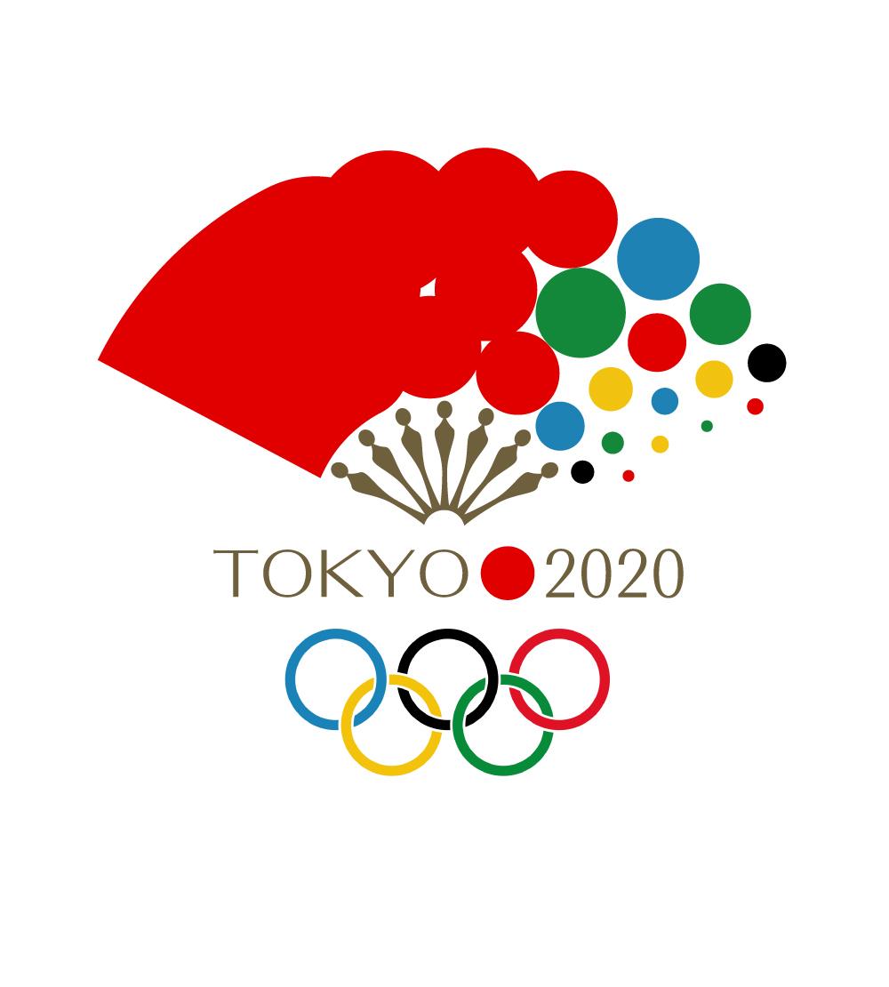 【五輪】スペイン在住の日本人デザイナーが考案した扇モチーフのエンブレム好評らしい。
