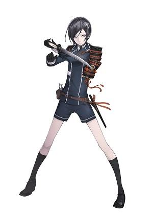 刀剣男士人気ランキング5位 薬研藤四郎 戦闘時