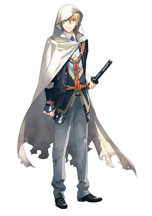 刀剣男士人気ランキング7位 山姥切国広 通常時