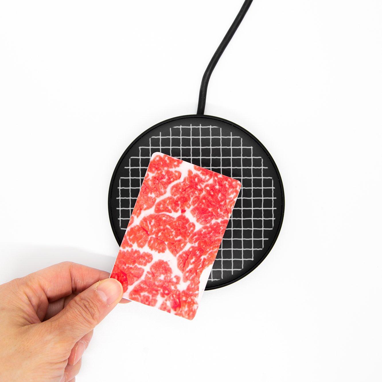 焼き肉電子マネー