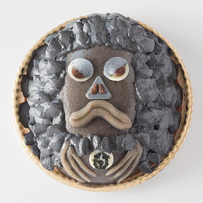 ガラモンケーキ