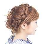 浴衣で可愛い髪型はこれ!おすすめのヘアアレンジ、ヘアスタイルを教えて