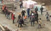 ヤクザに迫力負け…韓国警察「へっぴり腰」動画で心配な統一の未来