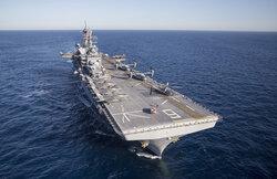 画像:「F35Bとオスプレイ搭載が問題」北朝鮮、米揚陸艦の日本配備に反発