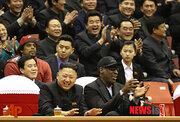 「偉大な日だ!」ロッドマン、米朝首脳会談で号泣