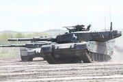 「自衛隊は米国に次ぐレベル」北朝鮮が論評、陸自の戦車射撃競技会で