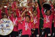 C大阪が逆転勝利でJ参入後初の天皇杯制覇! 尹監督就任初年度で2冠を達成