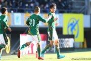 「壱晟さんと同じ流れで」選手権で活躍してプロへ…青森山田MF郷家友太、有言実行のゴール