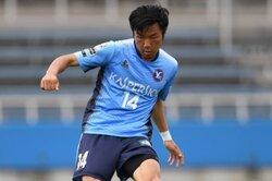 画像:YS横浜、24戦出場の後藤京介と契約更新「さらなる高みを目指す」