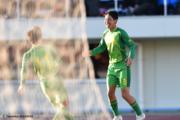 独特のリズム、平常心、勝負強さ…帝京長岡の2年生MF田中克幸は『替えがきかない選手』