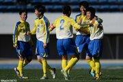 上田西、大量5ゴールで快勝し準々決勝進出…田中と根本が2得点