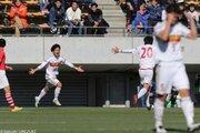 流通経済大柏、八木のゴールで秋田商業を下す…1点を守り抜き準決勝進出