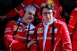 画像:フェラーリがチーム代表交代を正式発表。アリバベーネに代わりビノットが即時就任