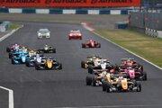 全日本F3選手権の2019年は全8大会で開催。6サーキットでスーパーフォーミュラと併催