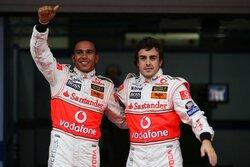 画像:F1王者ハミルトンのチームメイト対決を分析。5人のドライバー相手の勝率は?