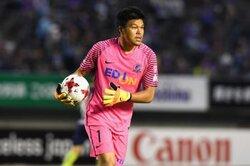 画像:広島、35歳GK林卓人と契約更新…17年は公式戦20試合に出場