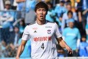 新潟DFソン・ジュフン、韓国の慶南FCへ完全移籍…昨季は23試合に出場